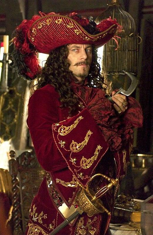 Blackbeard in Bardem  Play Origin Peter Pan Story? | The to