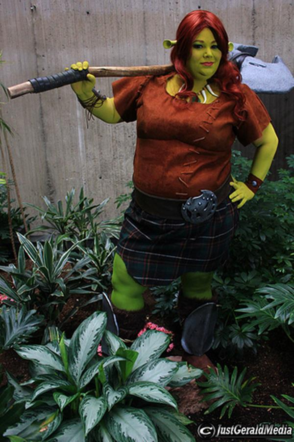 sc 1 st  The Mary Sue & Fiona Shrek Cosplay | The Mary Sue
