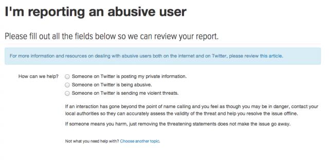 Abusive User