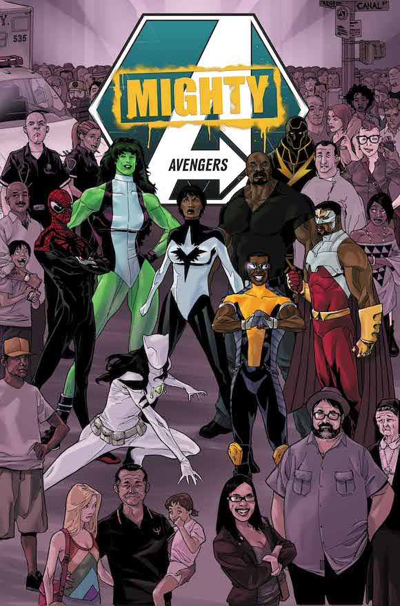 The Mary Sue Exclusive Preview Mighty Avengers 5 The