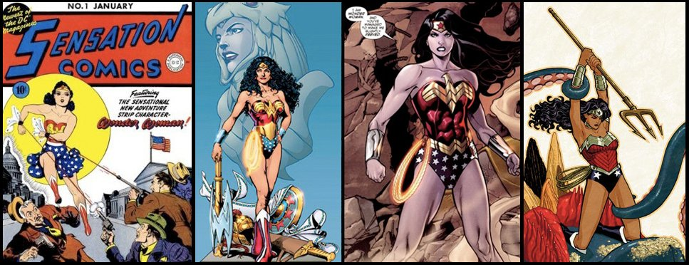 Agent Of S T Y L E Wonder Woman In Television The Mary Sue