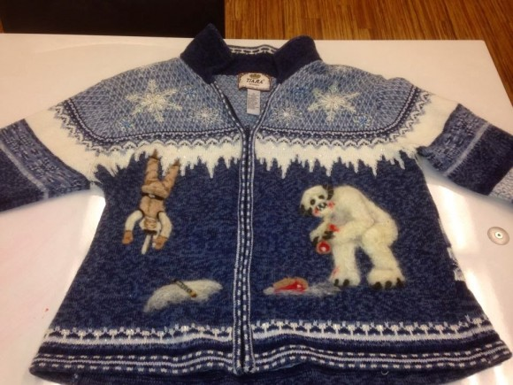 Star Wars Holiday Sweater is the Greatest Holiday Sweater | The Mary