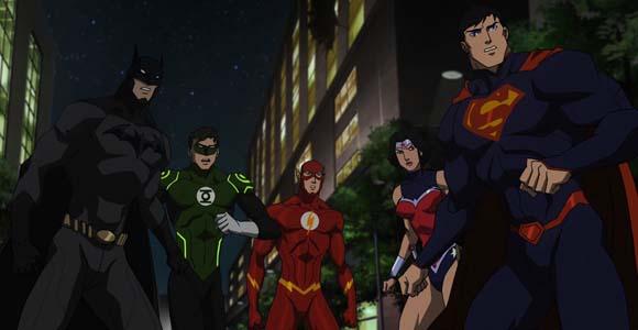 justice league review - photo #26