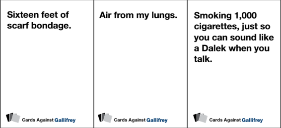 best custom cards against humanity