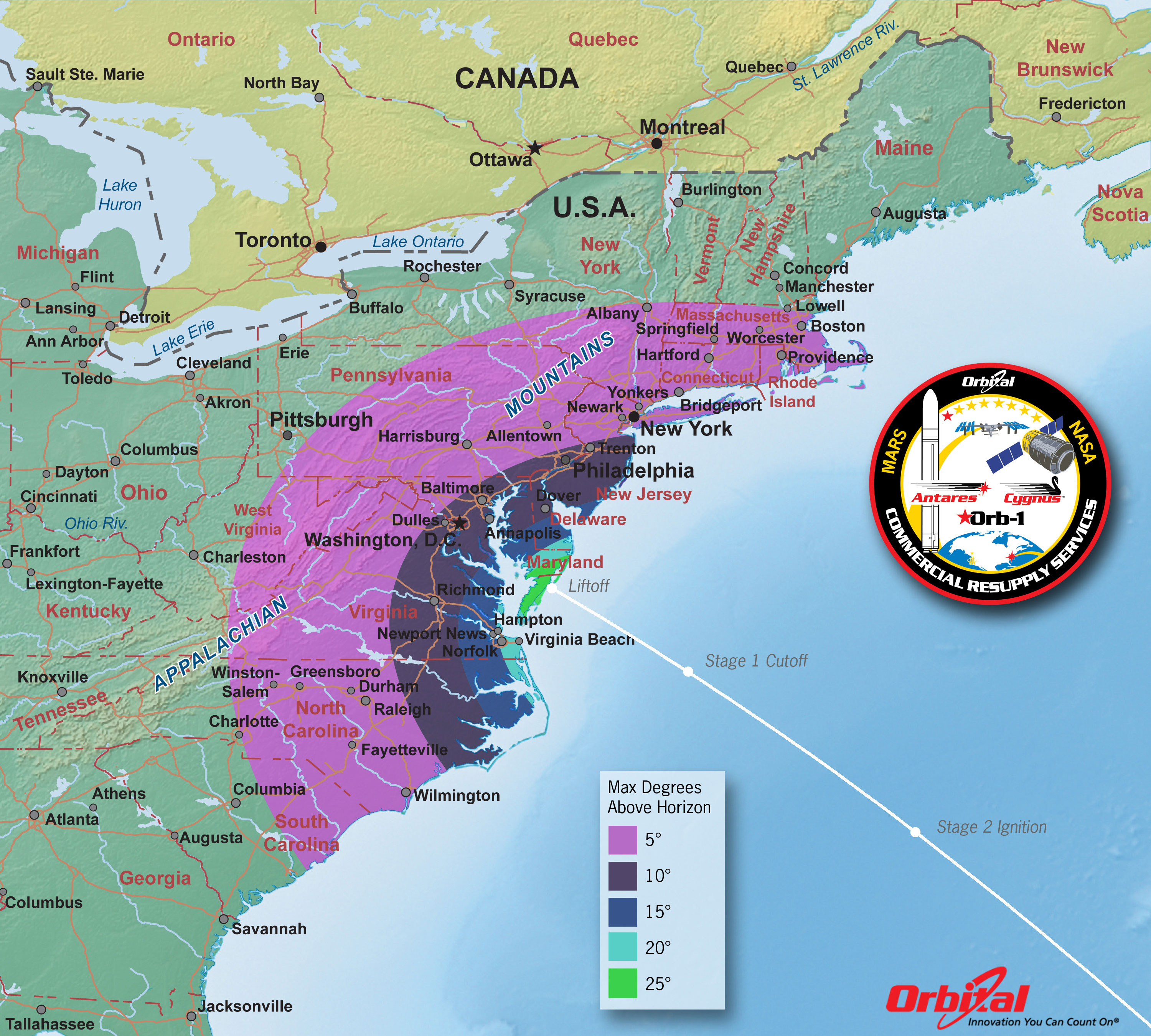 Watch January  Antares Cygnus Launch Live Stream The Mary Sue - Us weather map live