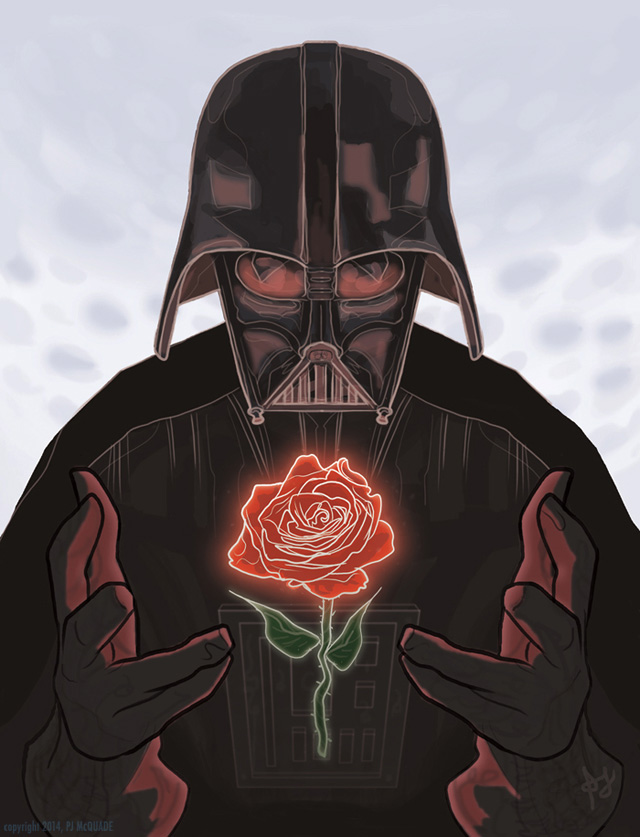 Star Wars And Lord Of The Rings Valentines Day Cards The Mary Sue
