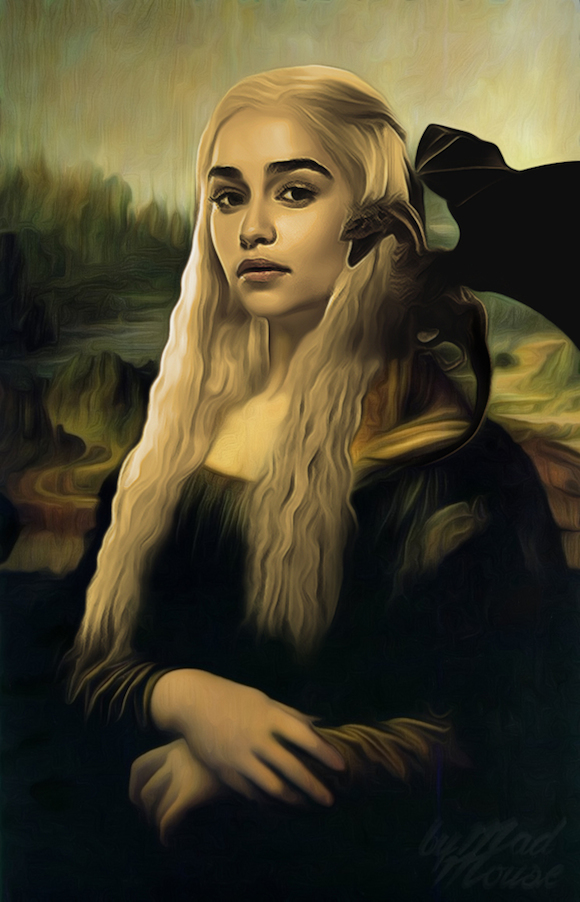 Mona Lisa The Mary Sue