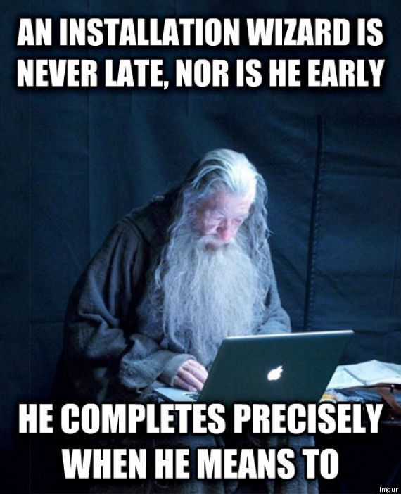 Ian Mckellen Problems On Lord Of The Rings Set