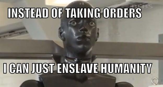 Realization Robot