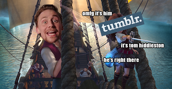 Direct Tv Internet Review >> The Pirate Fairy Tom Hiddleston Tumblr Review | The Mary Sue