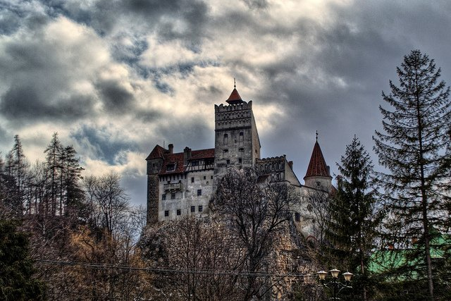 Dracula S Castle Now For Sale To The Right Bidder The