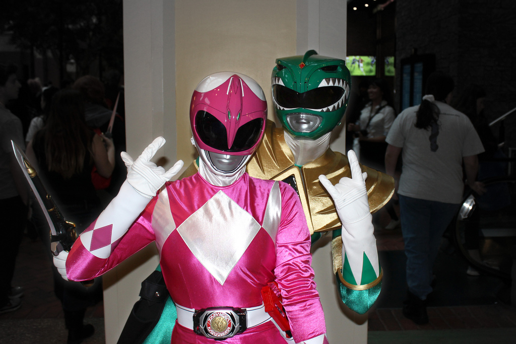 We Re Getting A Power Rangers Movie Reboot From Lionsgate