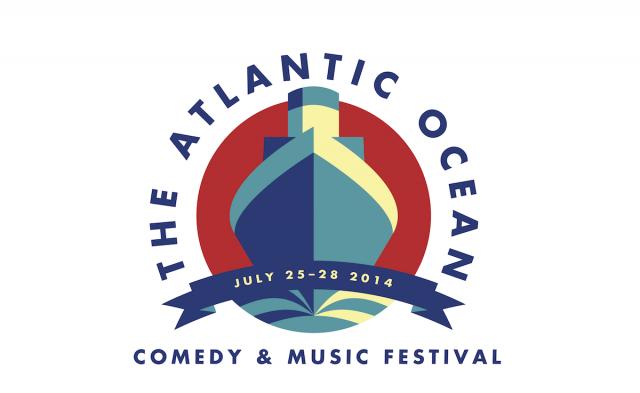 Atlantic Ocean Comedy and Music Festival Logo