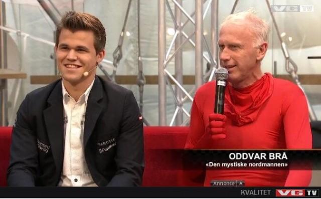 Ha! Classic Oddvar.