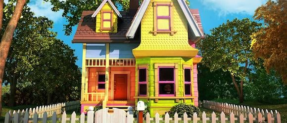 Family Sued Paints House Like Pixar Up Movie The Mary Sue