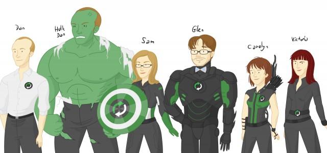 Geekovengers