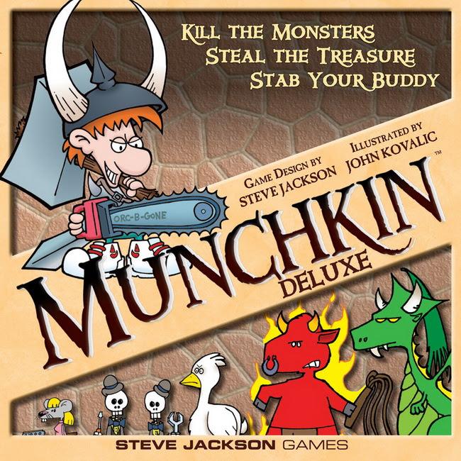 MunchkinComic