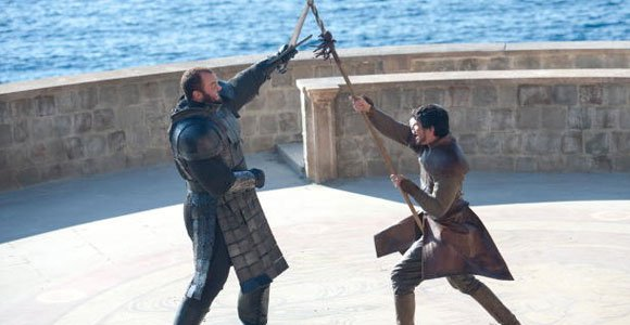 The Mountain And The Viper - Game of Thrones