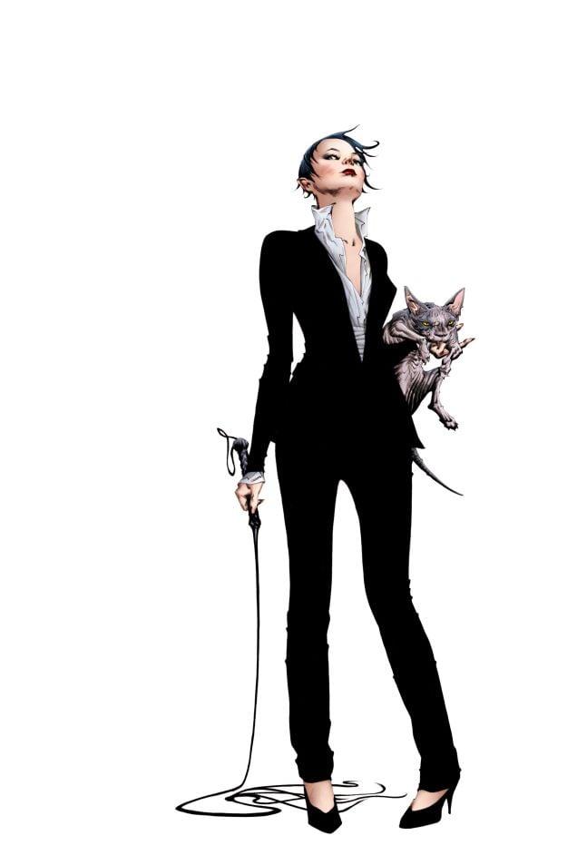 CatwomanCat