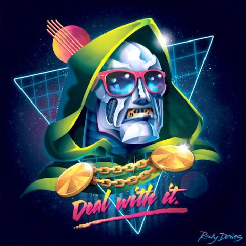 dr doom 80s