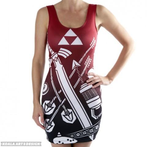 hyrule dress