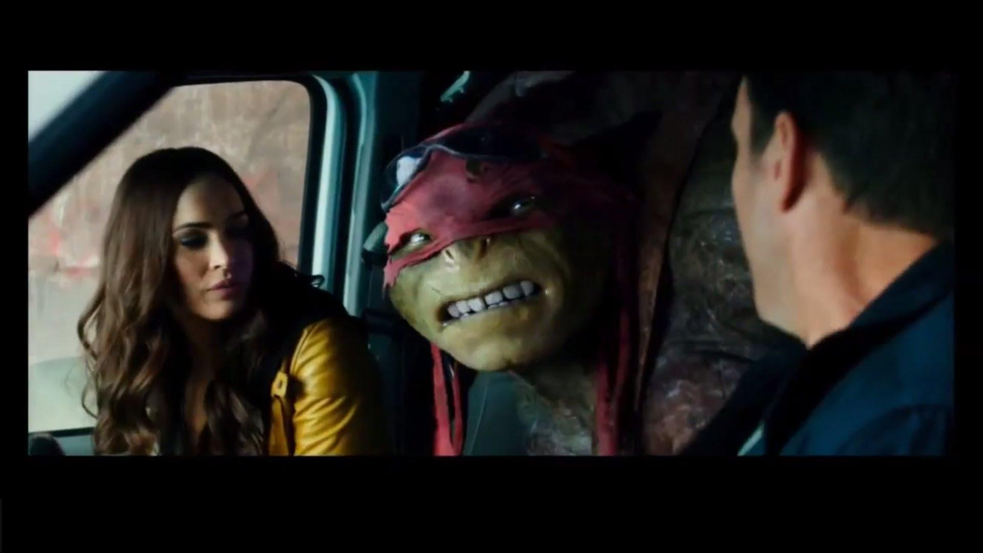 Ninja Turltes Tv Spot Shows Adolescent Mutant Ninja