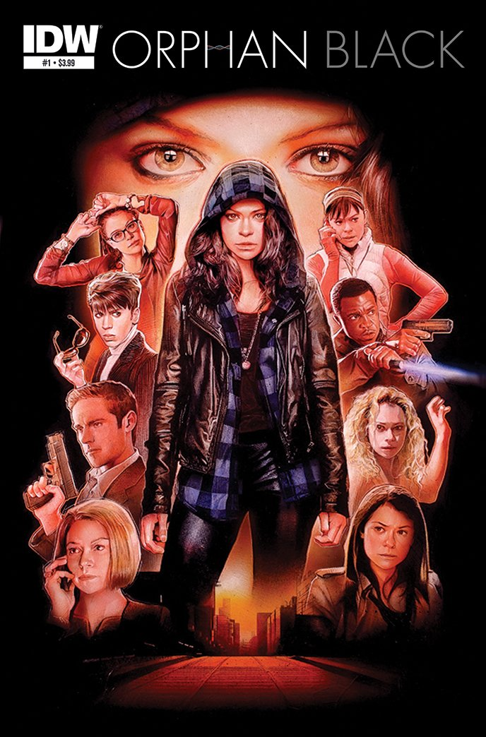 IDW To Launch Orphan Black Comics Series in 2015 | The ...