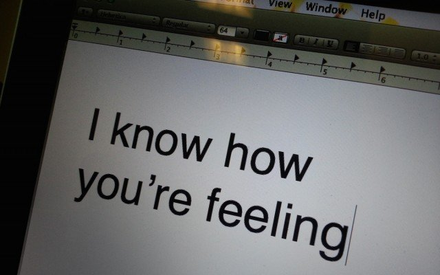 Computer Feelings