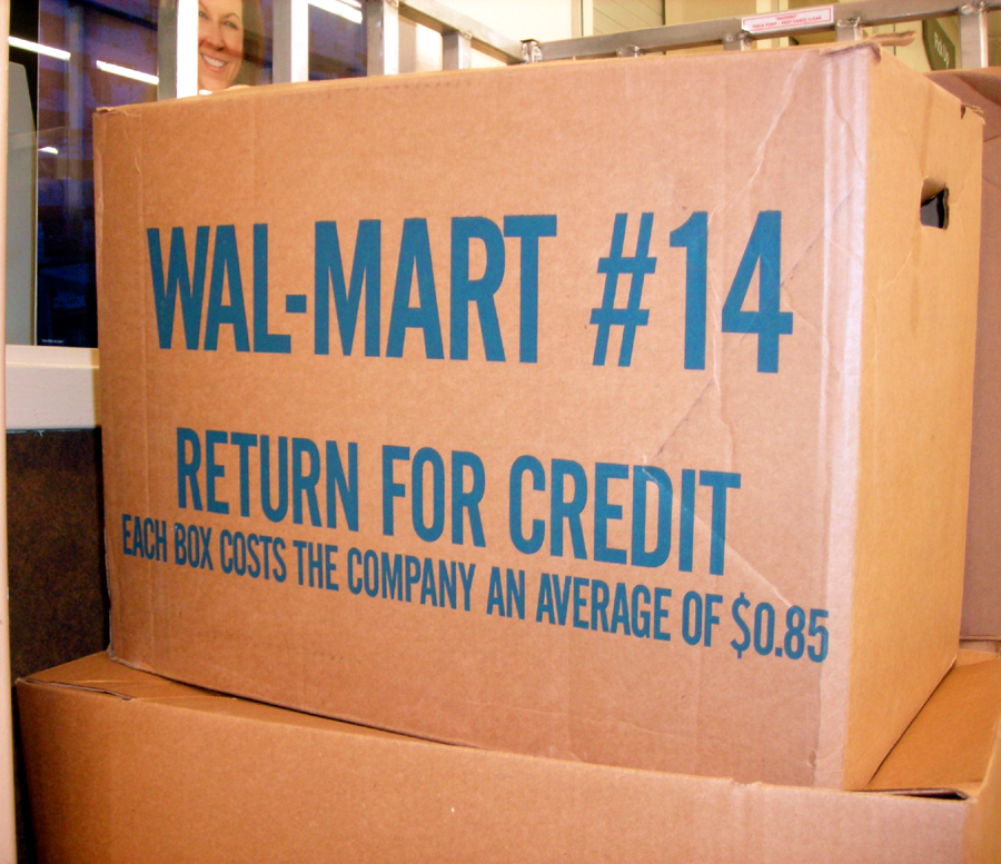 14 Year Old Lived In Texas Walmart For Days By Building Secret Forts