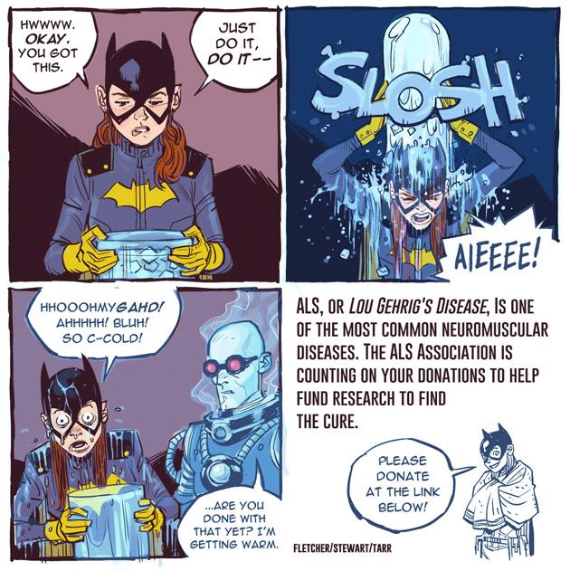 BatgirlALSchallenge