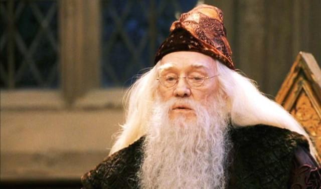 DumbledoreHarris