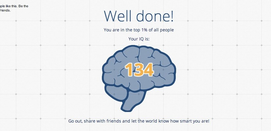 Here's How IQ Tests Work and Why the Facebook One Is Wrong
