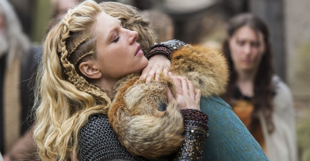 History Vikings Creator Actors On Strong Female Characters