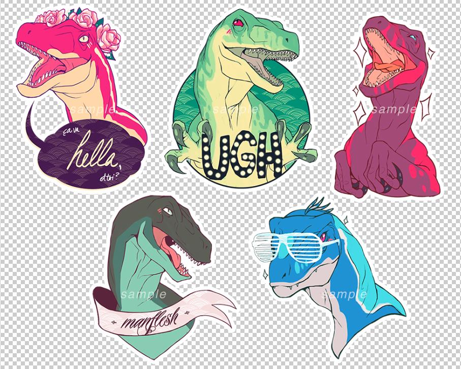 sassyraptors
