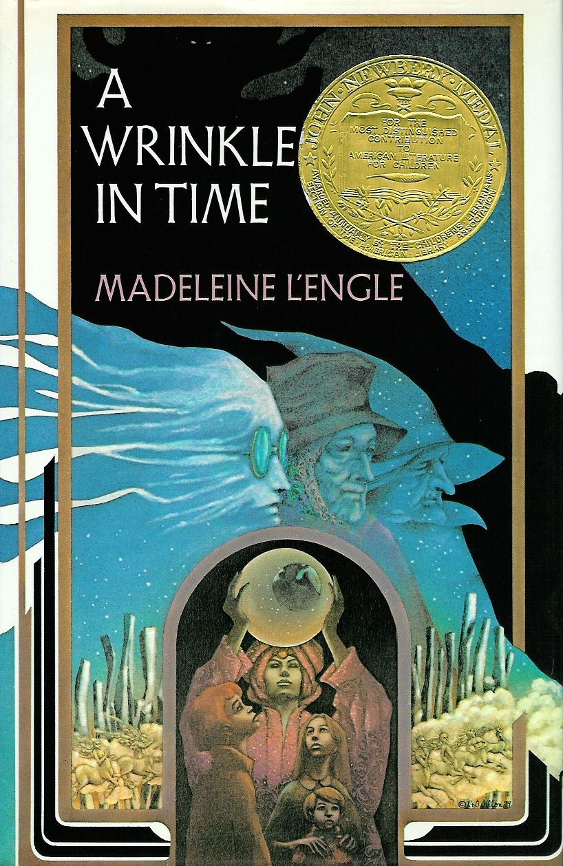 "a review of the book a wrinkle in time by madeleine lengle 50th anniversary of madeleine l'engle's ""a wrinkle in time,"" which opened   pamela paul is the children's books editor at the book review."