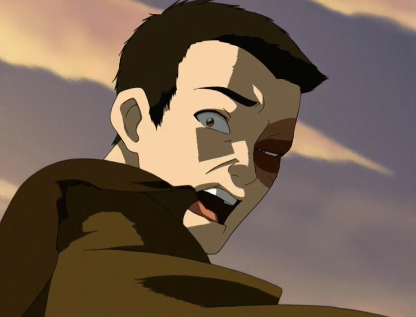 Zuko Season 2 Avatar: The Las...