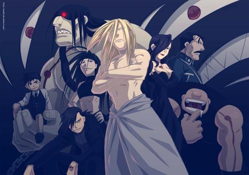 Fullmetal Alchemist Brotherhood Anime Showdown   The Mary Sue