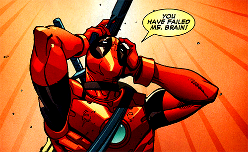 Deadpool is a Hufflepuff, According to Marvel Comics Canon