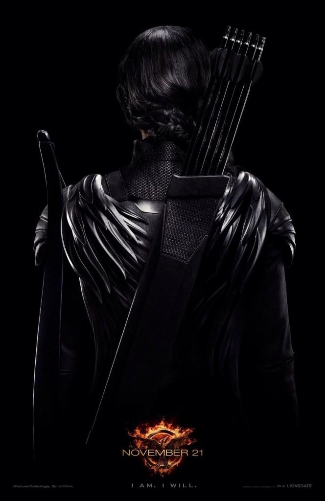 mockingjay katniss poster
