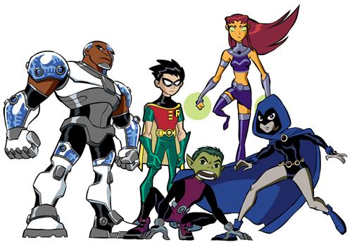 Teen Titans, Go! We Select A Fancast for TNT's Teen Titans Live ...