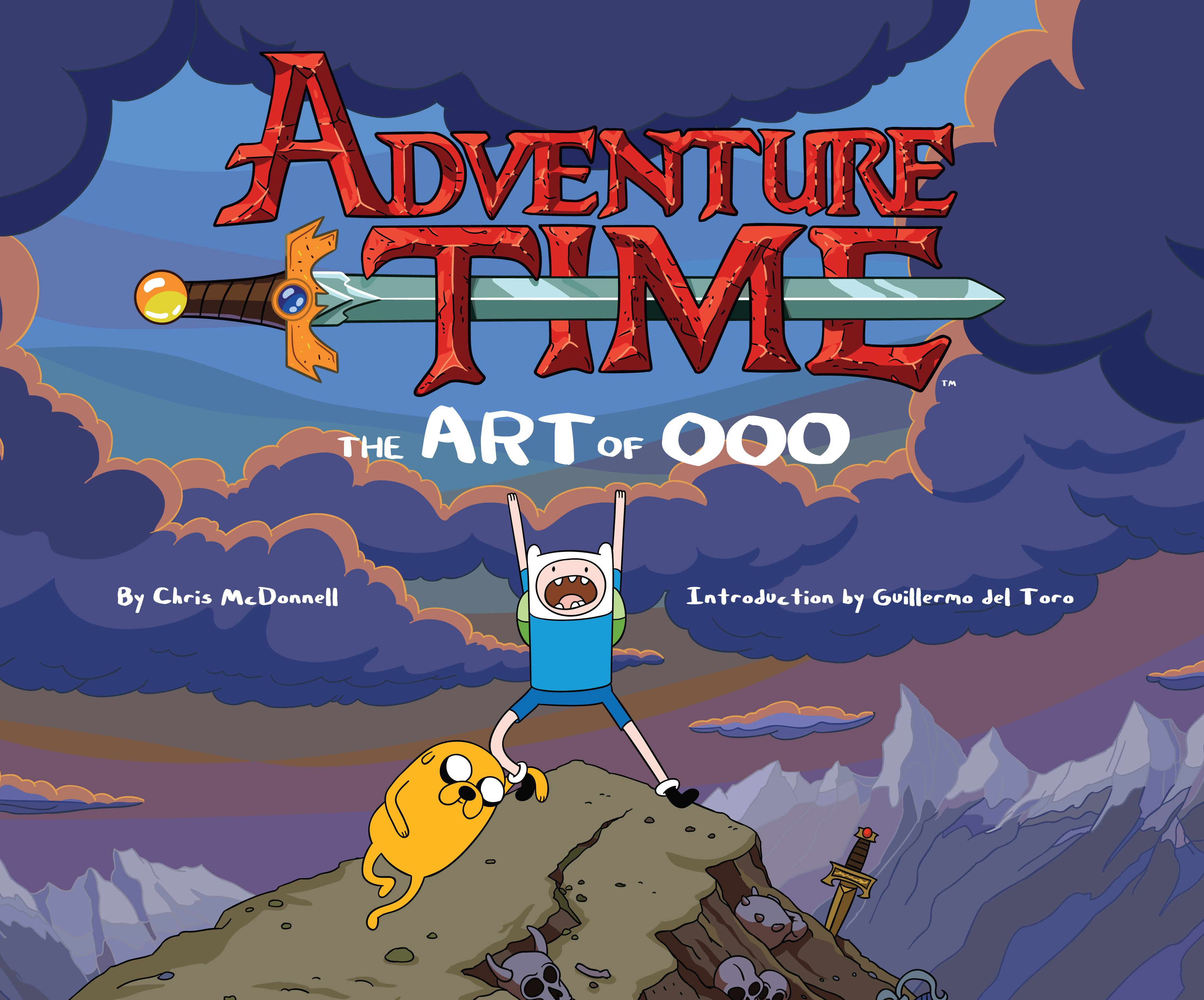 Review Adventure Time Art Of Ooo Book The Mary Sue