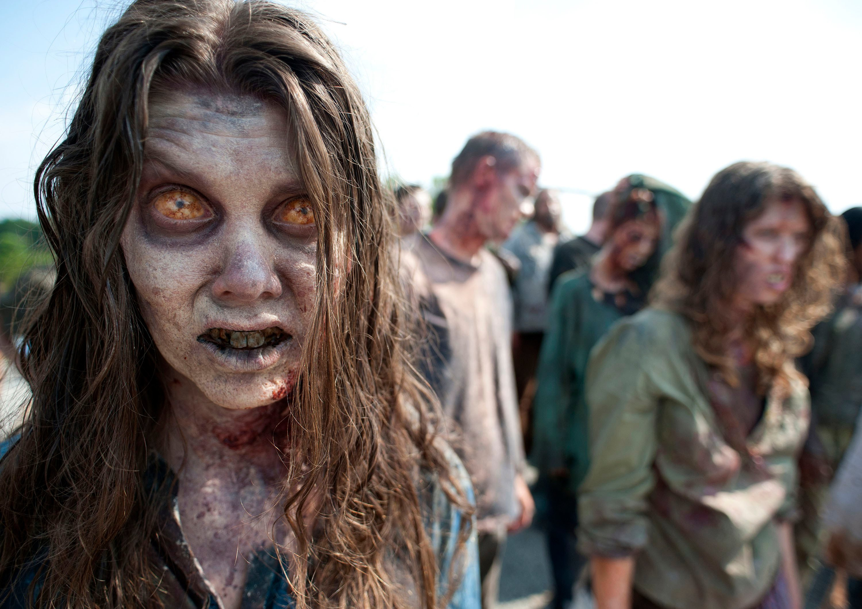 Usually this is something that people only have to worry about in horror movies, but could a zombie apocalypse physically happen in the real world?