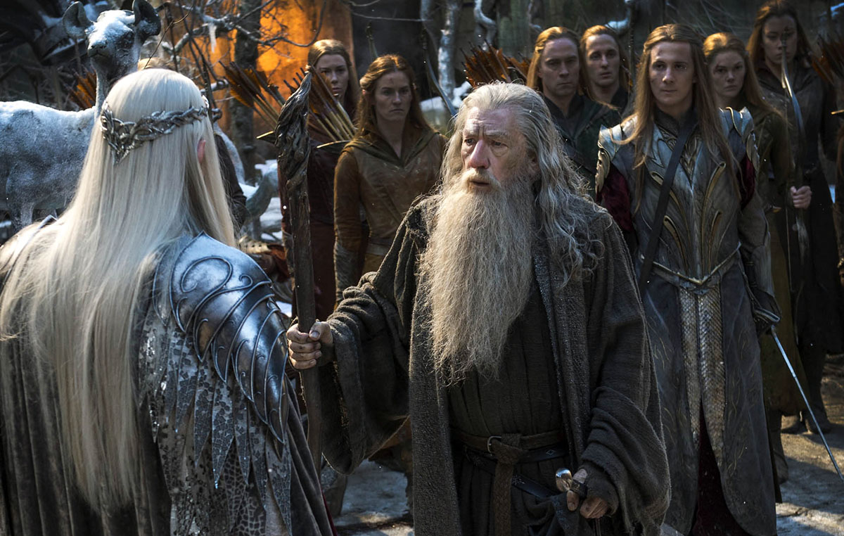 For Real This Time (We Think), Ian McKellen Talks on His Last Days of Filming as The Hobbit's Gandalf
