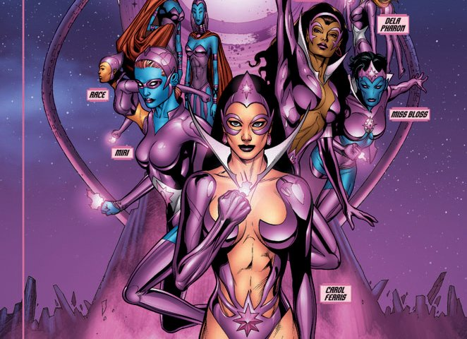 Green Lantern DC Comics Star Sapphire Male John Stewart | The Mary Sue