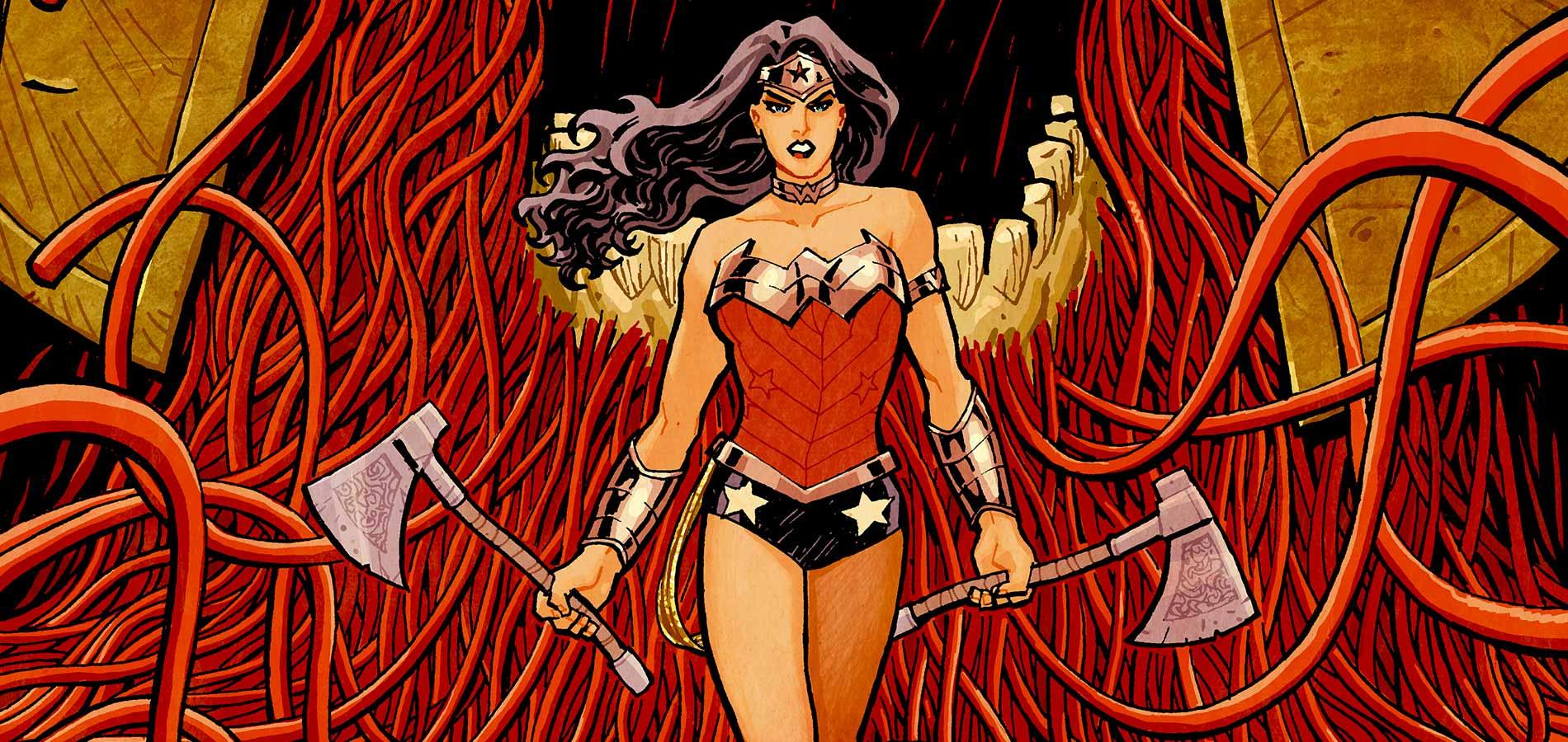 Wonder Woman Comic Origin Should Not Be Used In Film The