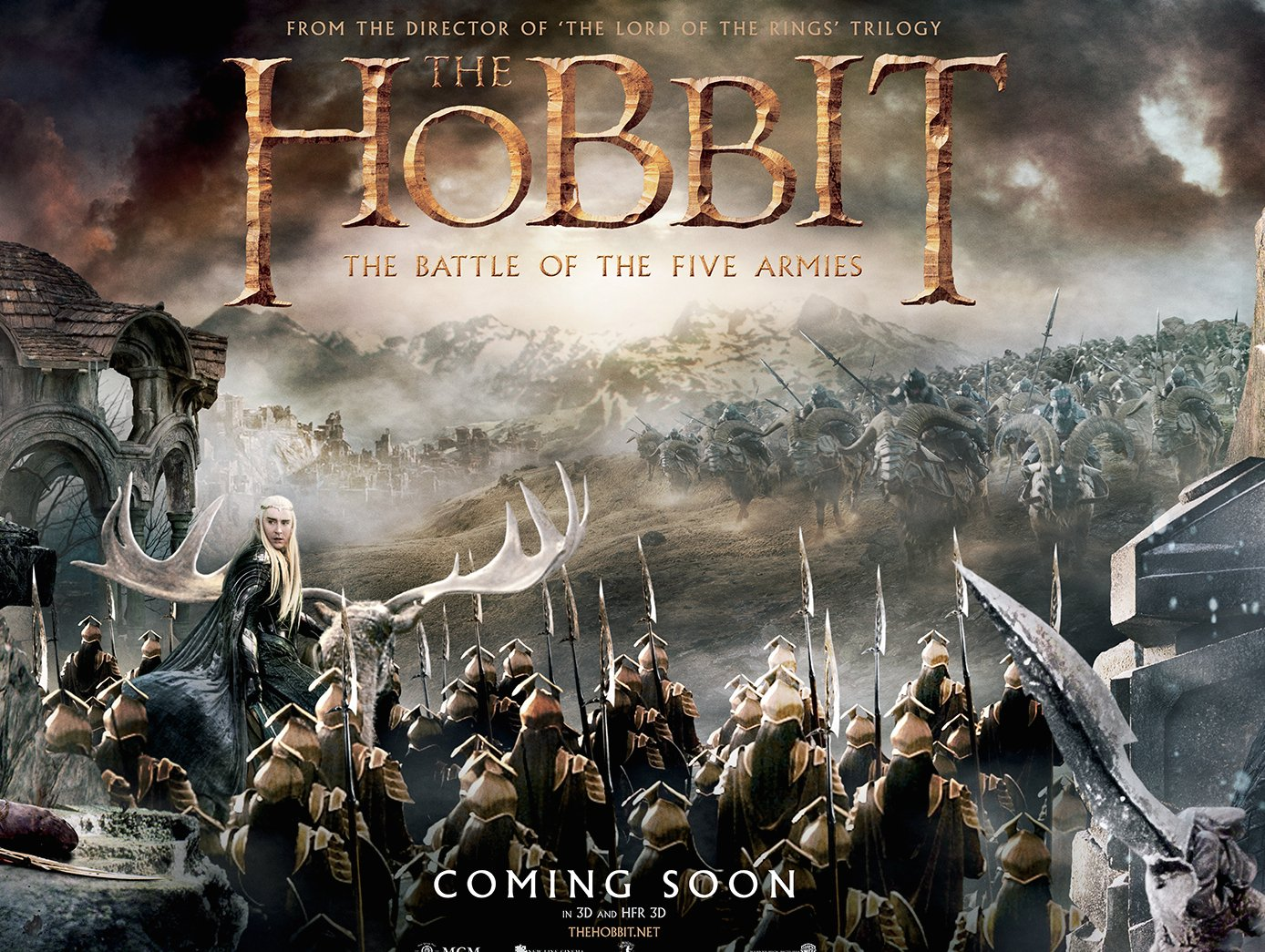 Everything That Happens In The Tolkien Universe After The Hobbit: The Battle of the Five Armies