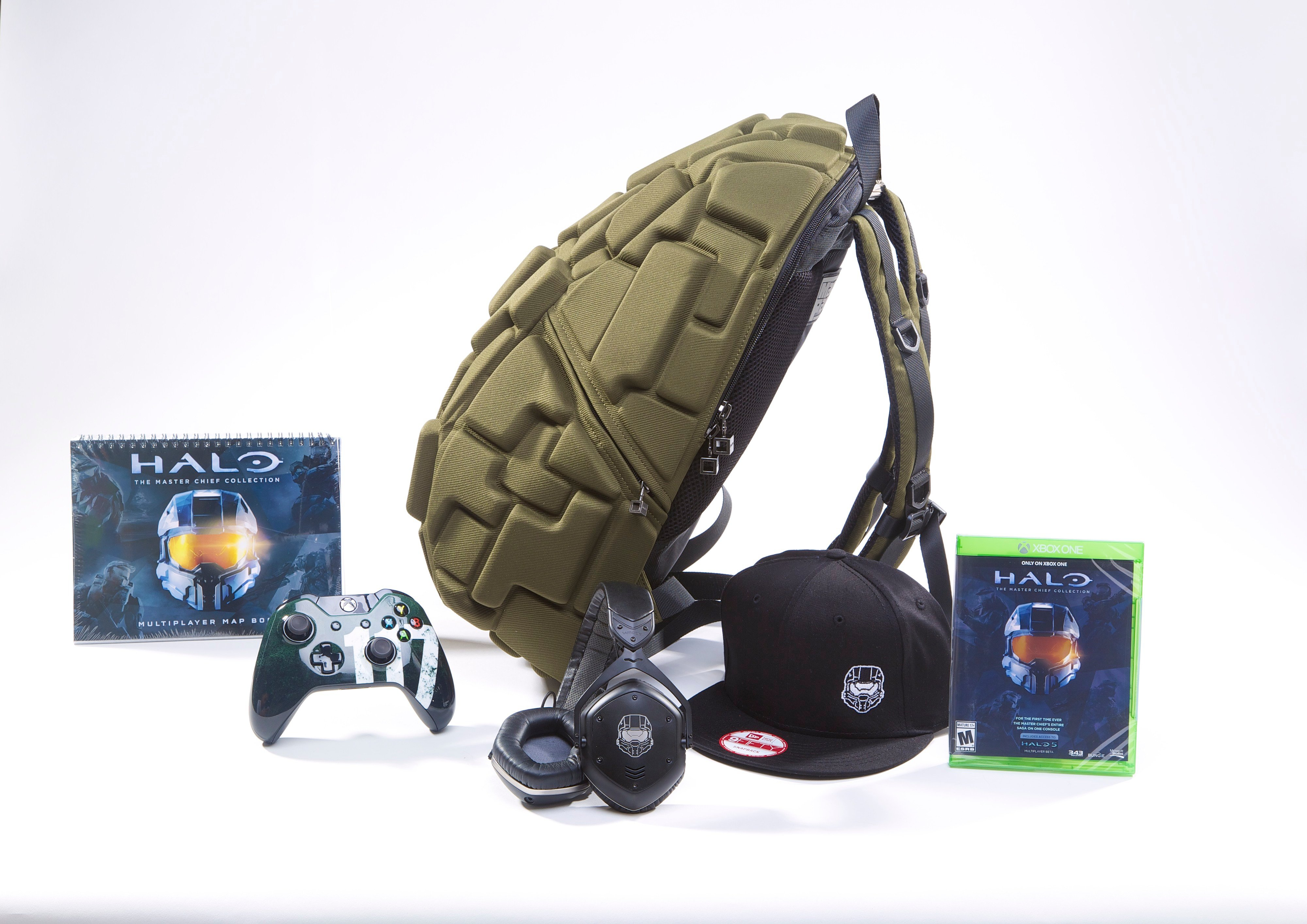 Halo Master Chief Collection Giveaway For Xbox One The