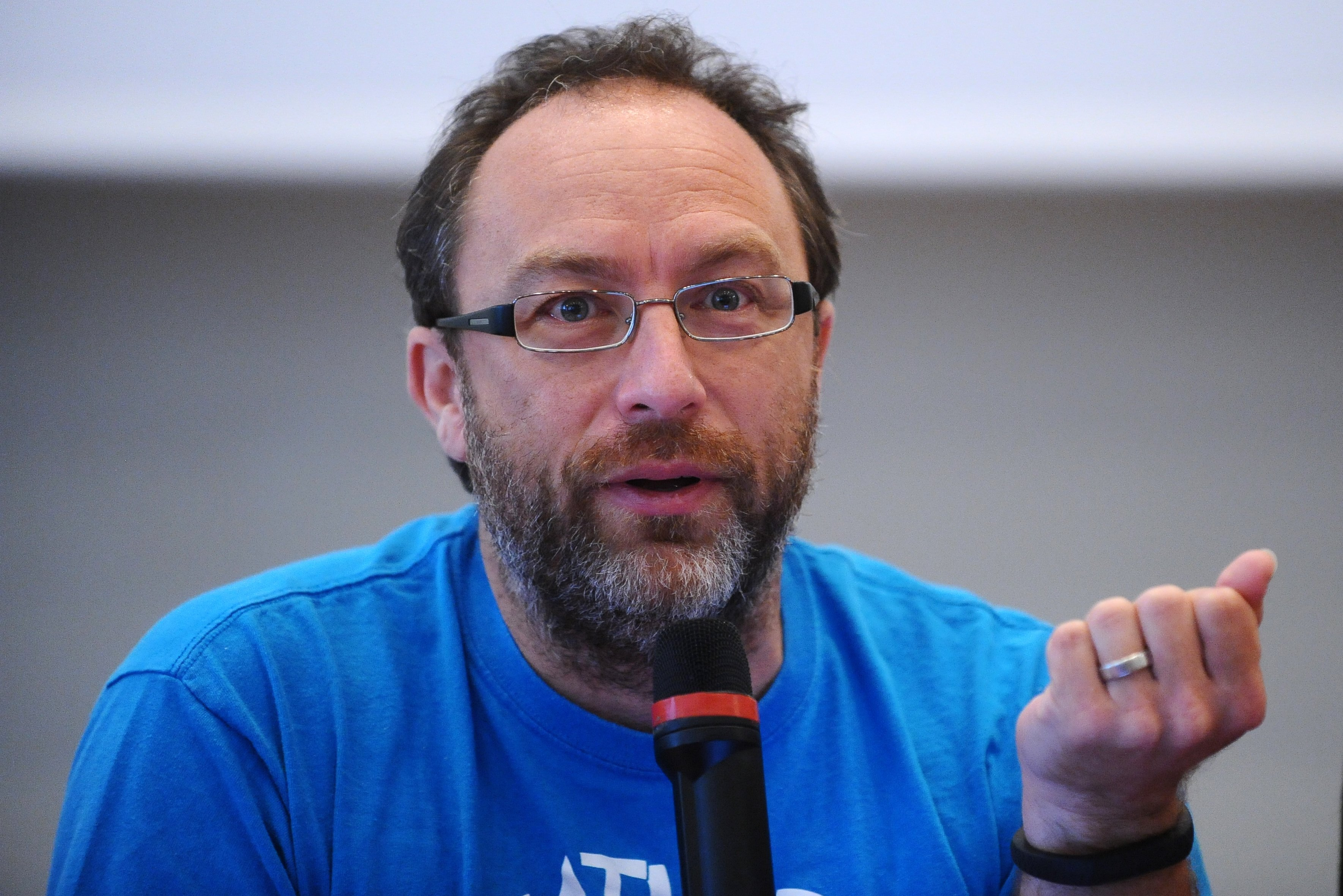 Image result for Jimmy Wales