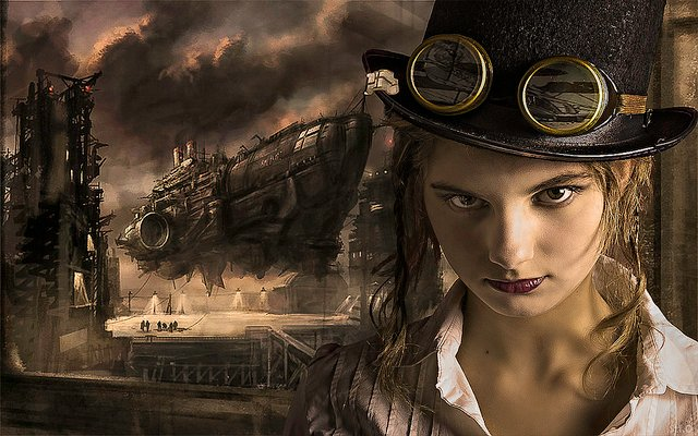 Image result for Steampunk Movies
