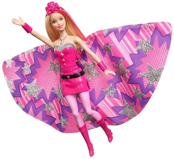 Barbie launches superhero dolls princess power super - Desanime de barbie princesse ...